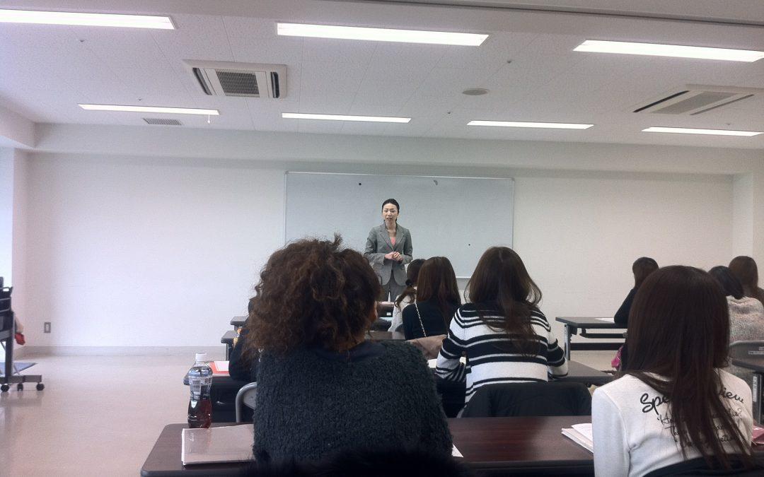 静岡県の新店オープンを控えた美容院向けスタッフ向け接客研修 講師:平岩裕子氏